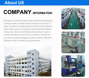 ZHEJIANG BOZHONG ELECTRIC CO., LTD