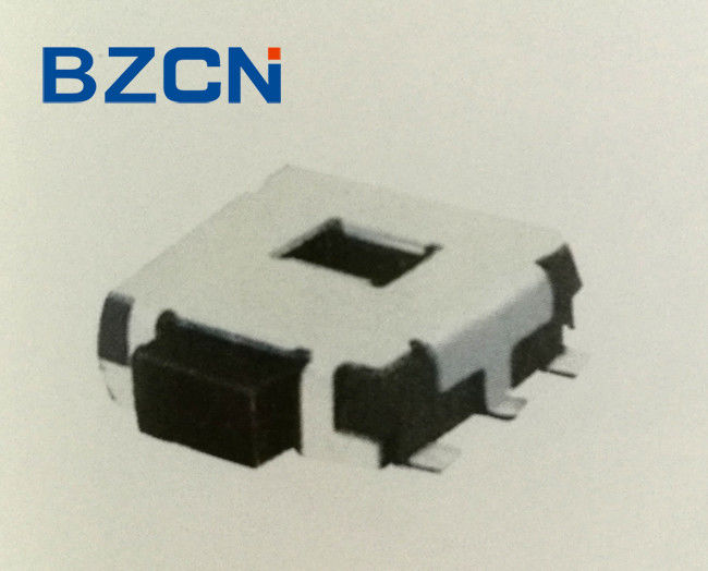 6 PIN Terminal Double Action Tactile Switch 5 X 5.5 Mm Size 300g Operating Force